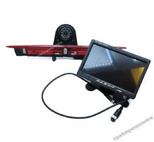 Ford Transit OEM Style Infrared LED Brake Light Rear View Reversing Camera Kit